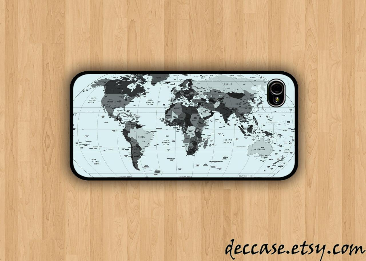 Iphone 5 case world map iphone 4 caseiphone 4s caseiphone iphone 5 case world map iphone 4 caseiphone 4s caseiphone gumiabroncs Images